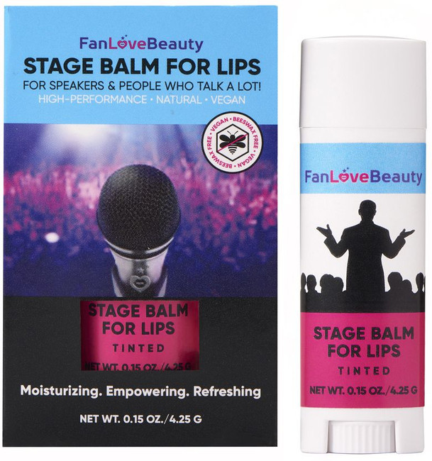 Stage Lip Balm Tinted