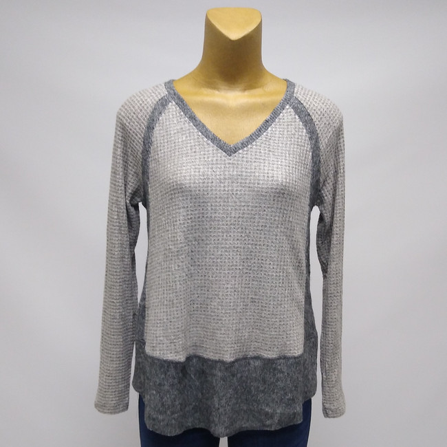Gray thermal top