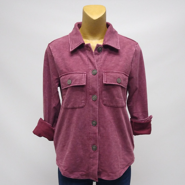 ladies work shirt