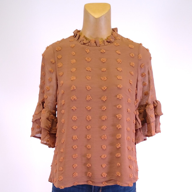 fall blouse