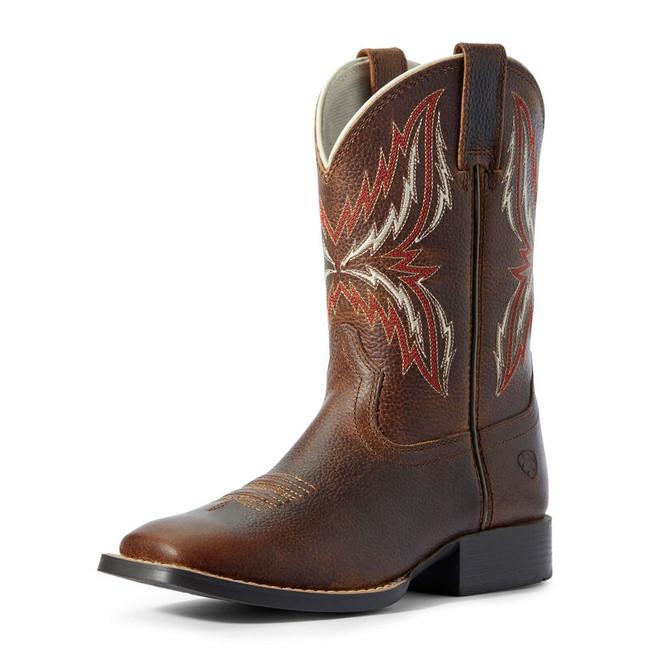 ariat kid's boots
