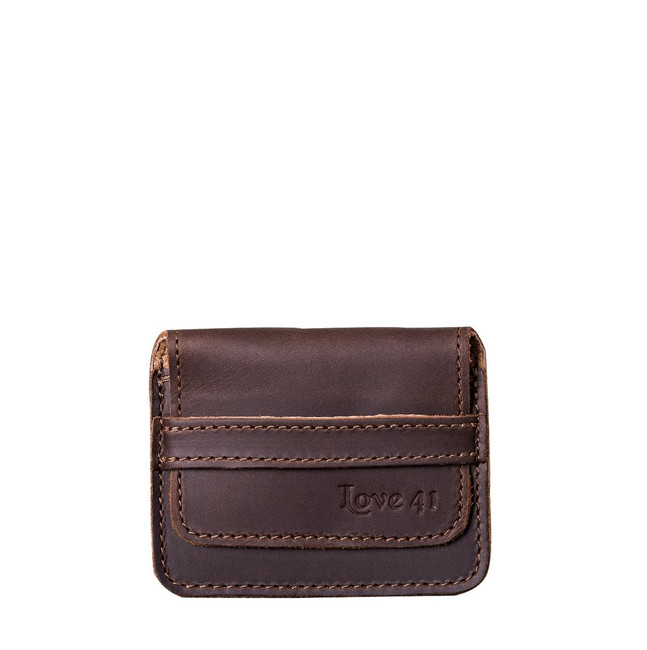 small women's leather wallet