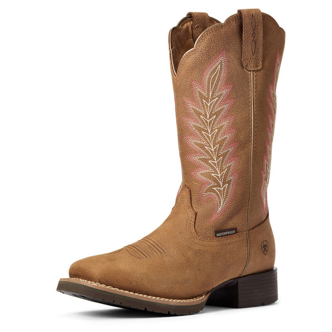 women's waterproof pull on boots