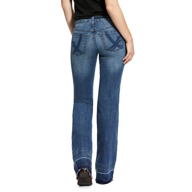 women's ariat jeans