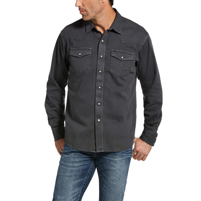 ariat retro fit shirt