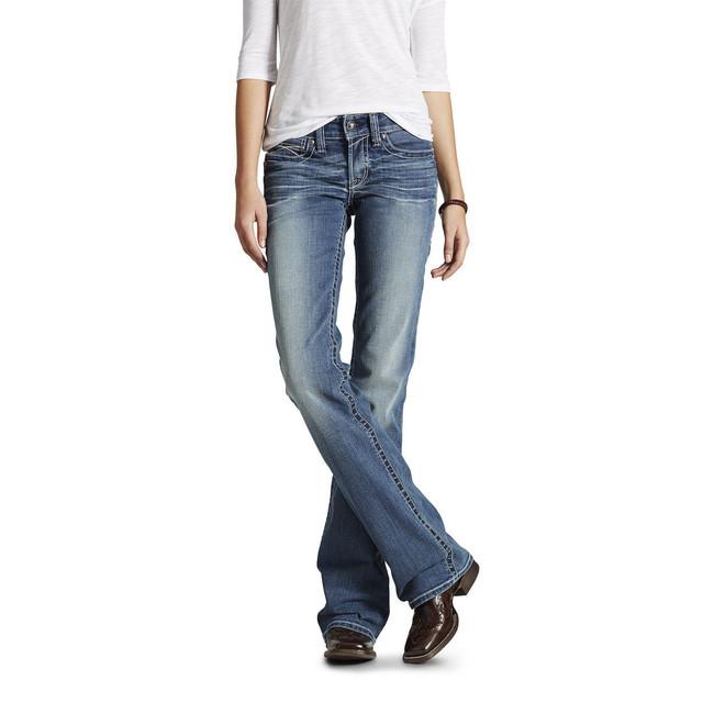 Womens' Medium Wash Jean By Ariat