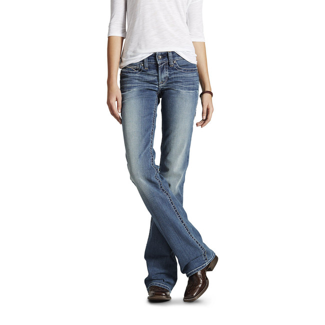 Womens' Medium Wash Jean By Ariat