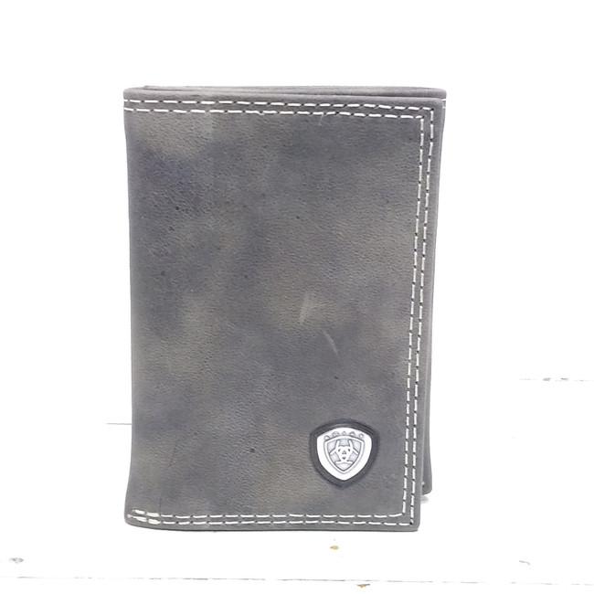 ariat tri-fold wallet