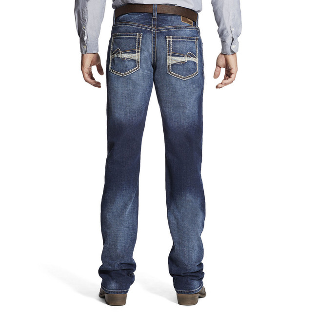 Men's M4 Relaxed Fit Jeans by Ariat