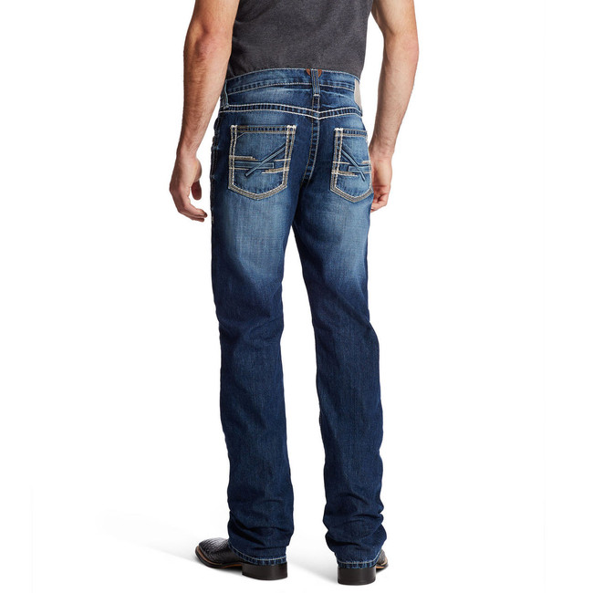 Men's M5 Straight Fit Jeans by Ariat