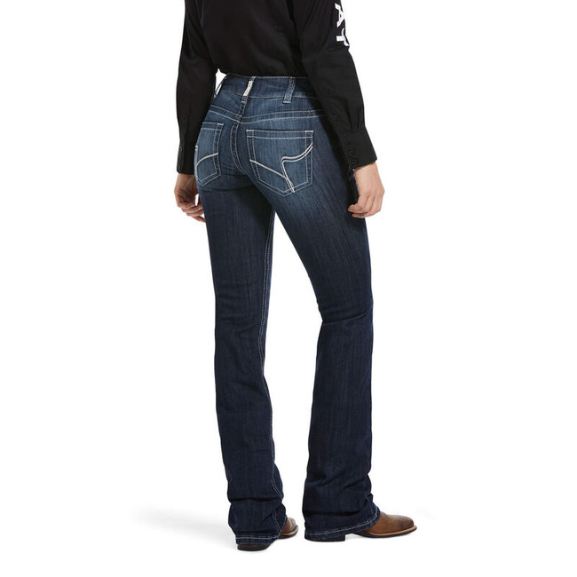 ariat real jeans