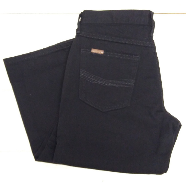 mns black jeans