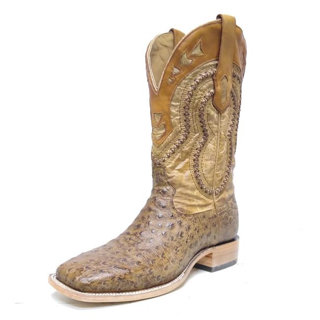 mens ostrich boots