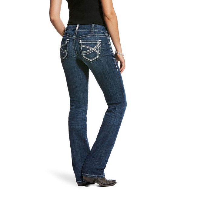ariat straight leg jeans