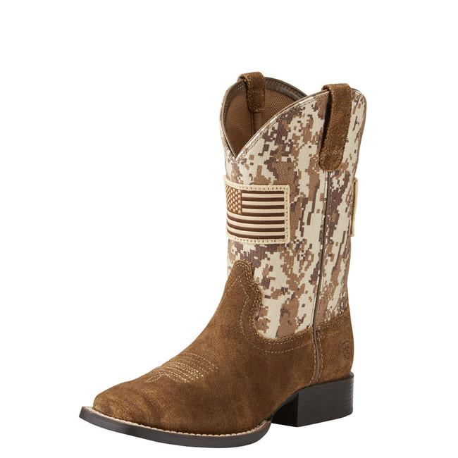 Ariat  Patriot Cowboy Boot
