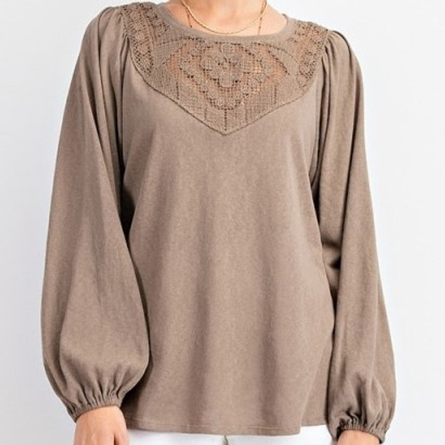 knit ladies top