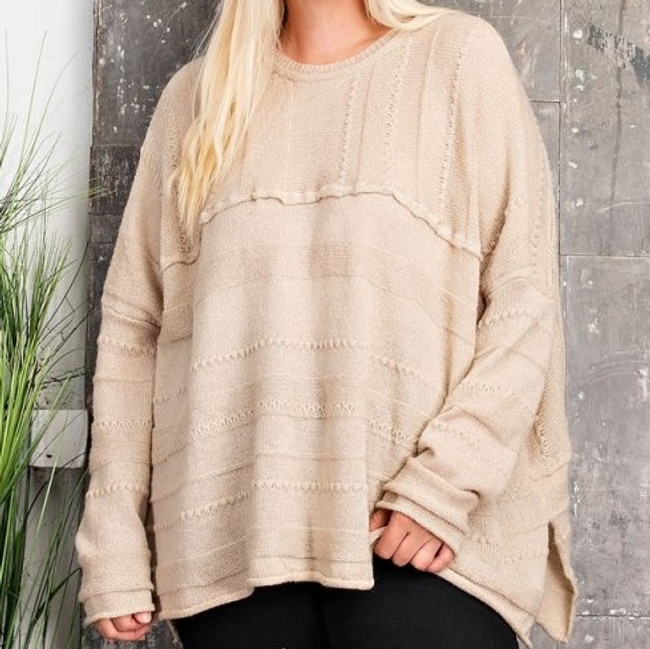 womens knit sweater