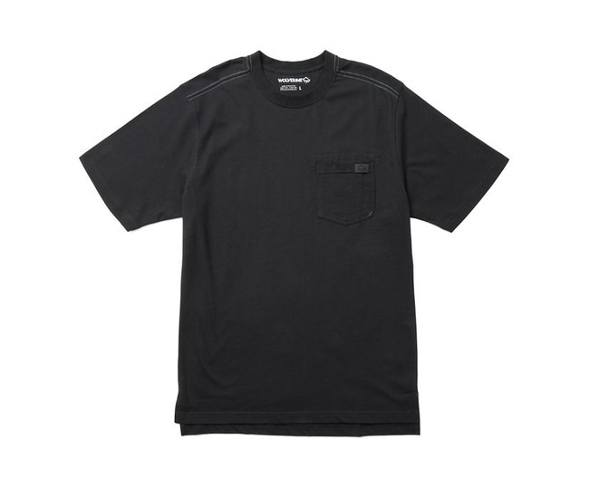 work t-shirt with pocket