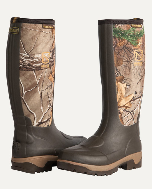 MUDS Cold Front Men's High in  Realtree Camo from Noble Outfitters