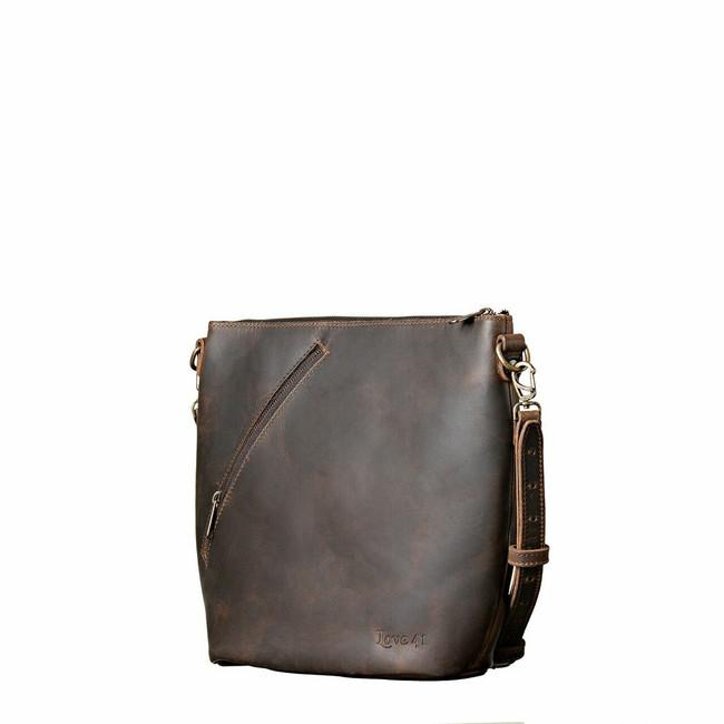 Crossbody concealed bag