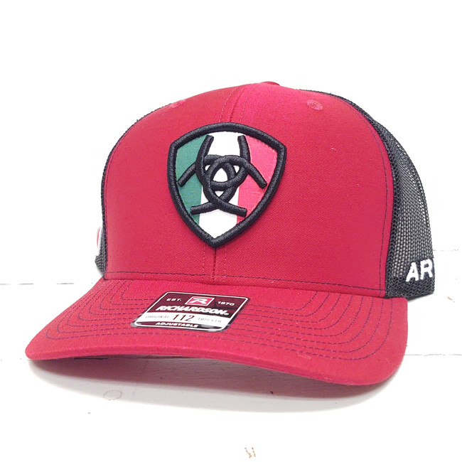Ariat Mexican Flag Hat