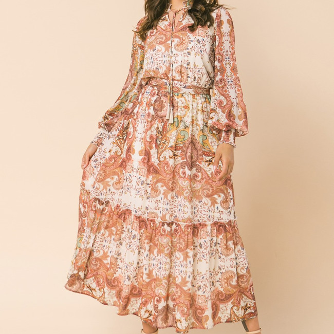 Fall For You Dress