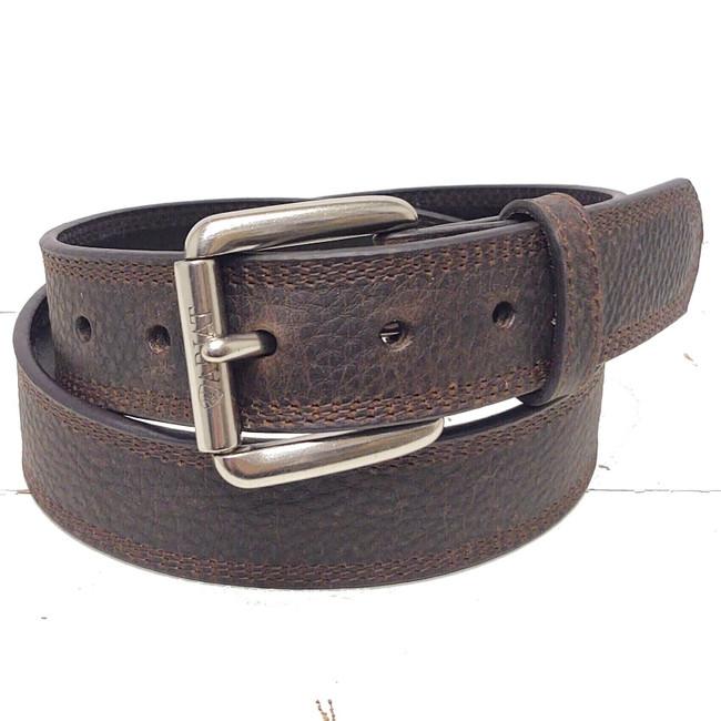 Triple Stitch Belt