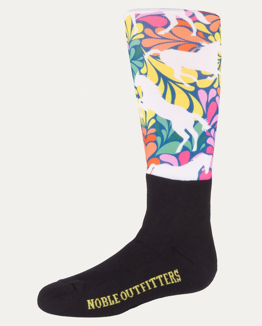 Girl's Knee High Socks by Noble Outfitters