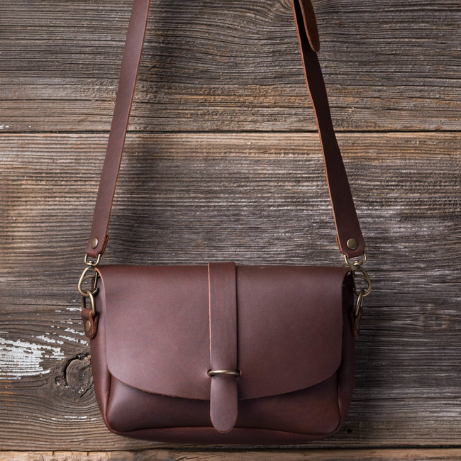 Chestnut Crossbody Koroha by Love41