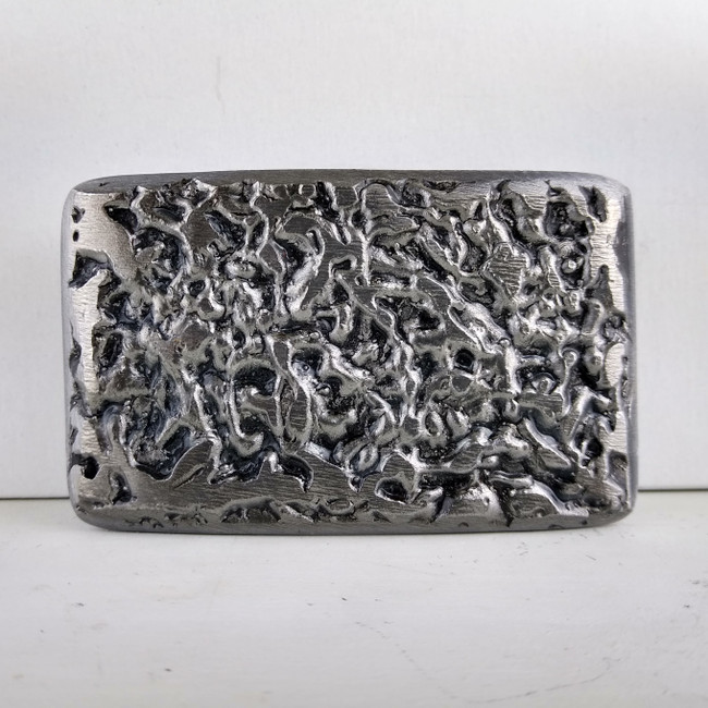 slag belt buckle
