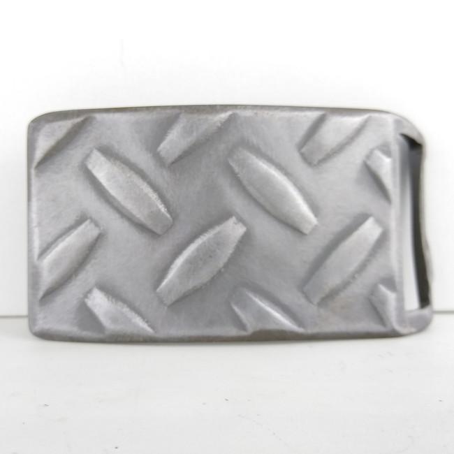 diamond plate belt buckle