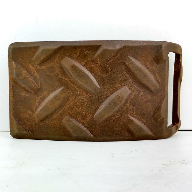 diamond plate rust
