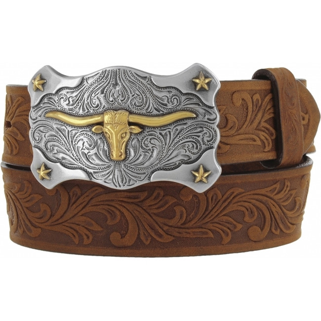 Longhorn Belt by Justin