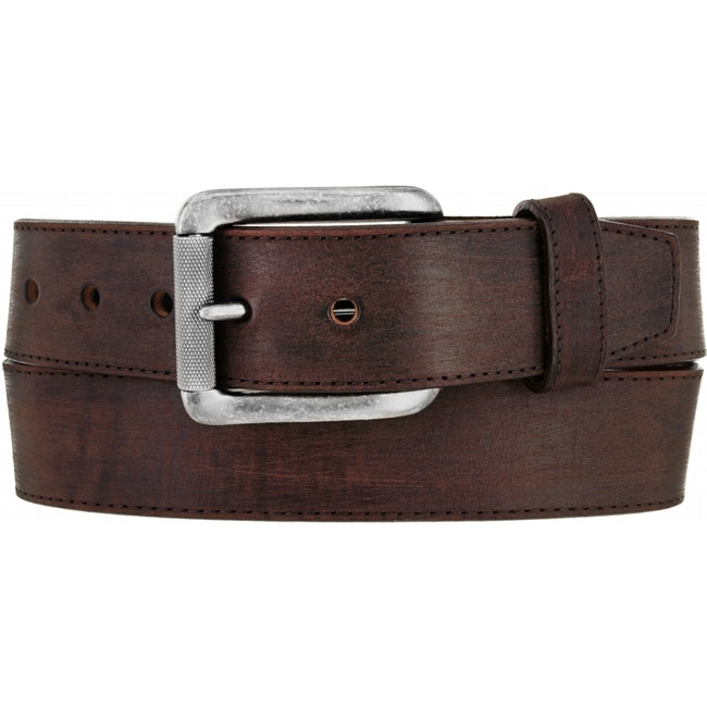 Brown Bomber Belt by Justin