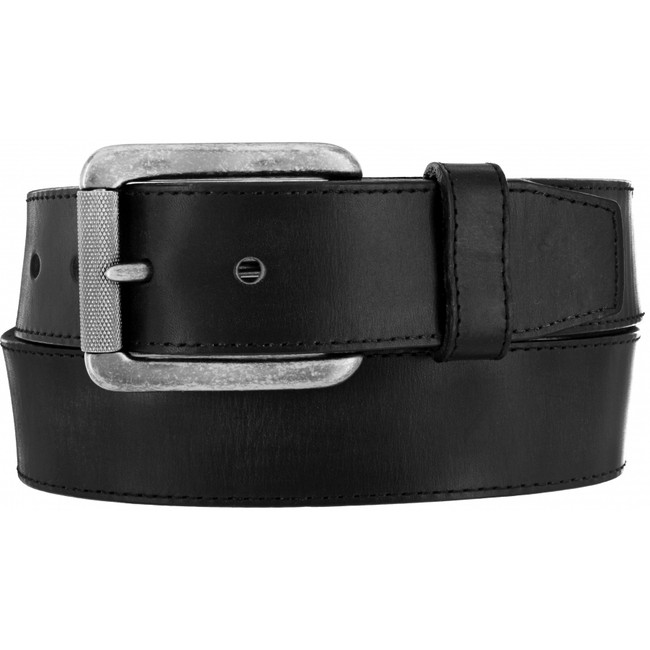 Black Bomber Belt by Justin