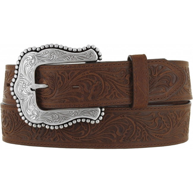 Brown Layla Belt by Tony Lama