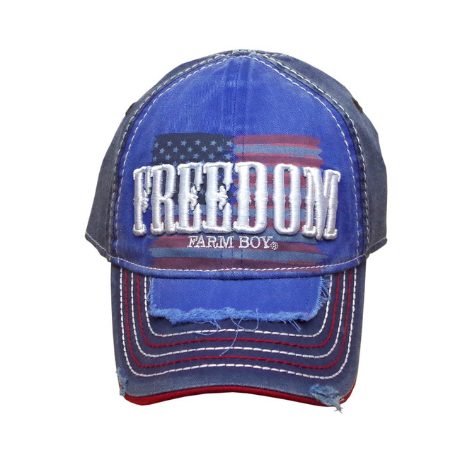 Youth Freedom Hat by Farm Boy