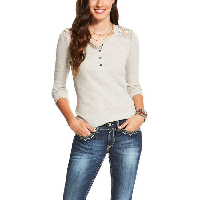 Women's Thermal Henley by Ariat