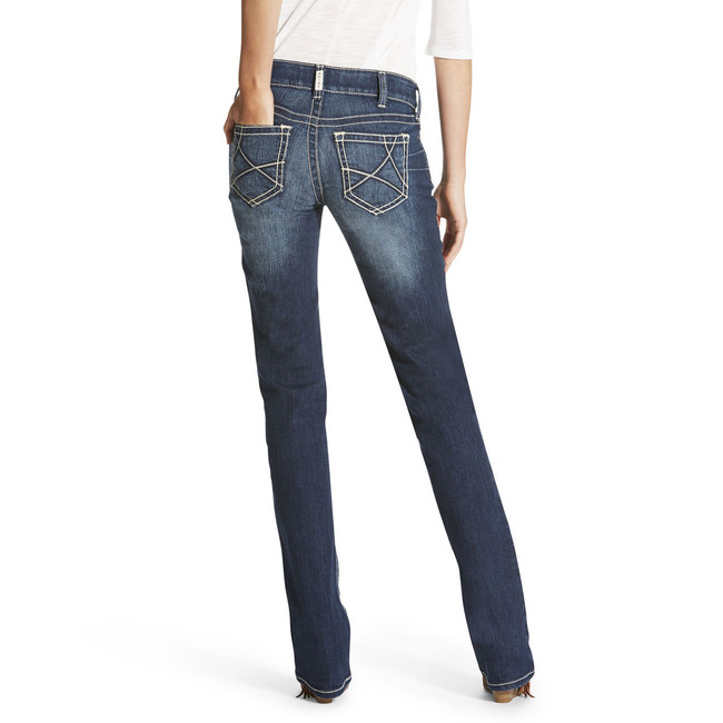Women's Straight Fit Jeans by Ariat