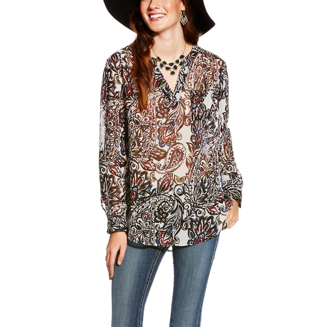 Sheer Tunic by Ariat