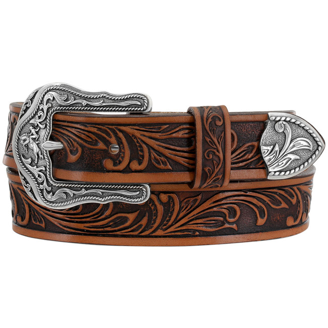 Youth western belt by Tony Lama