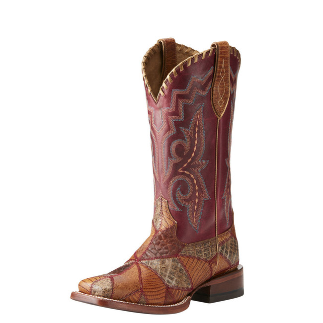 Red Reese Boot by Ariat