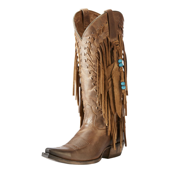 Ariat Brisco Fringe Boot