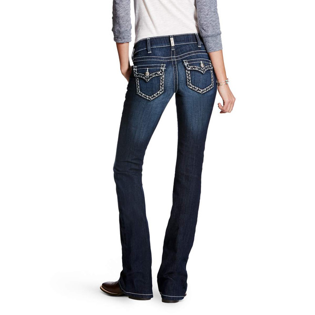 Fancy Back Pocket Jeans
