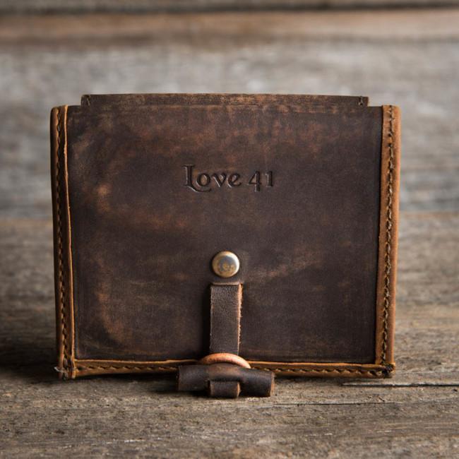 Love 41 Bi-fold Wallet