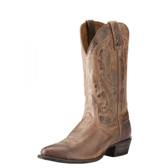 Ariat Men's R Toe Boots