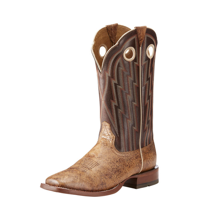 Ariat wide square toe boots