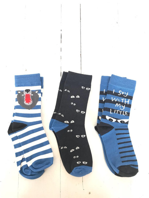 Boys Neat Feet Socks by Joules