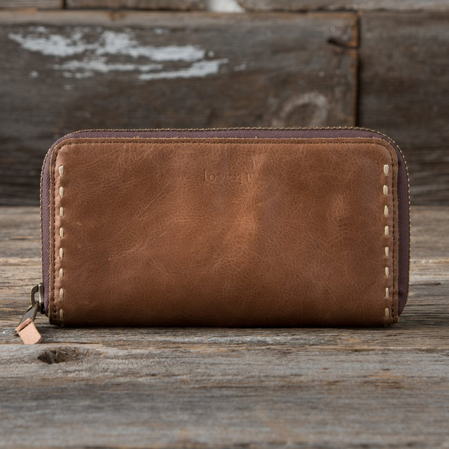 Love41 Leather Wallet