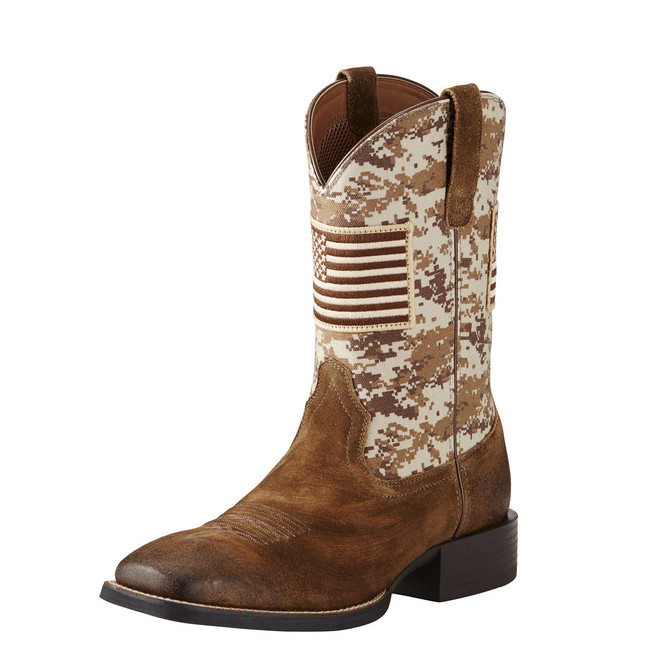 Ariat Men's Flag Boot